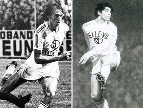 Les meilleurs joueurs étrangers en 40 ans de foot pro en Belgique