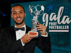 Les images du gala du Footballeur Pro de l'année