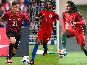 Les 10 talents qui pourraient éclore durant l'Euro 2016