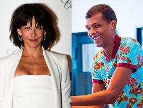 Sophie Marceau confirme sa relation avec Cyril Lignac et Stromae raconte ses vacances avec sa femme