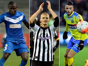 Ces footballeurs belges en fin de contrat sont sans club !