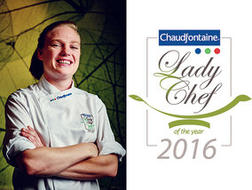 Julie Baekelandt: Lady Chef of the Year 2016