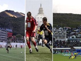De 11 kleinste voetbalcompetities in Europa
