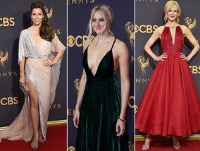 De rode loper van de Emmy Awards