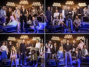 Zij gaan naar de liveshows van The Voice van Vlaanderen