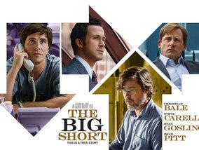 5 redenen om The Big Short te bekijken