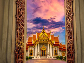 Thailand, het Land van de Glimlach