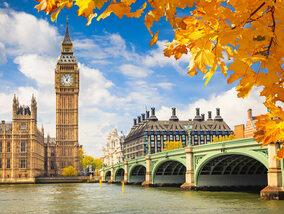 Genieten van een kleurrijke herfst in Groot-Brittannië