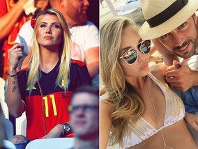Les plus belles WAG's de l'Euro 2016
