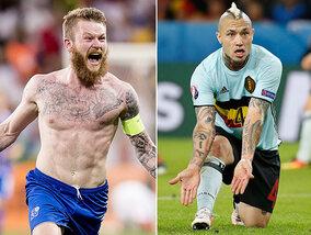 De opvallendste tattoos op het EK voetbal