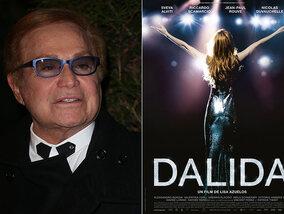 Rencontre avec Orlando au sujet du film 'Dalida'