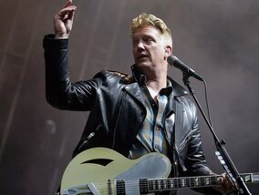 Queens Of The Stone Age: a desert sound ofte 'stoner rock'