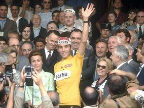 Eddy Merckx et le Tour de France 1969