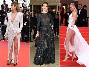 Oeps! Billen bloot en nipple slips: accidentjes in Cannes!