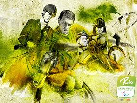 Ces athlètes paralympiques représenteront la Belgique à Rio