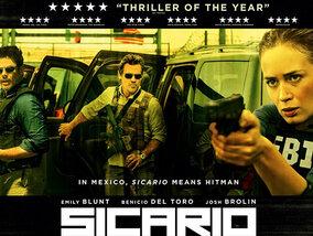 Regardez le passionnant thriller 'Sicario' sur Proximus TV !