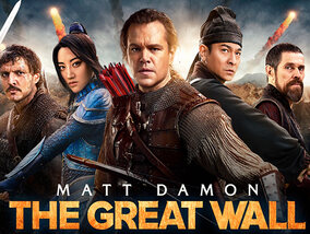Bekijk The Great Wall nu op Proximus TV