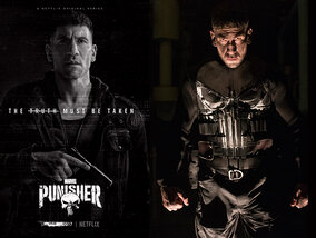 """Marvel's The Punisher"", l'anti-héros assoiffé de sang"