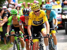 Présentation du Tour de France 2018