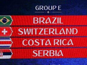 Coupe du Monde 2018, le Groupe E à la loupe : Los Ticos, les Aigles Blancs, la Nati aux trousses des Canarinhos
