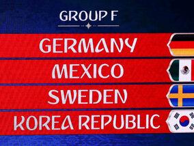Coupe du Monde 2018, le groupe F à la loupe : la Mannschaft et El Tri peuvent-ils trébucher contre les Blagult et le Tigre d'Asie ?