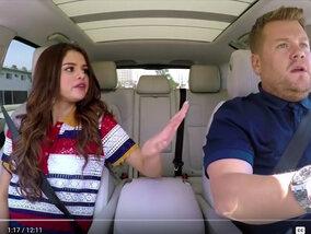 Vidéo : comment les stars chantent-elles en voiture ?