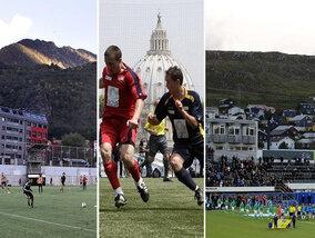Les 11 plus petits championnats de football