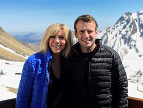 Brigitte Macron passionne les foules
