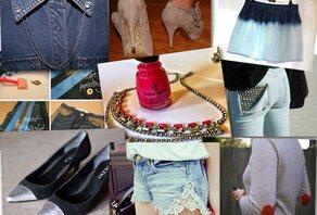 Pimp je kleerkast: DIY's voor je garderobe