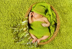 Duurzaam shoppen voor je baby