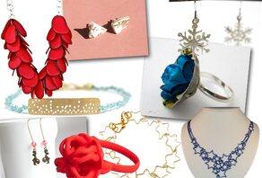 Feestelijke fairtrade juwelen
