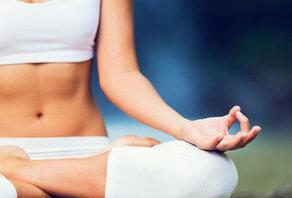 Iedereen aan de yoga