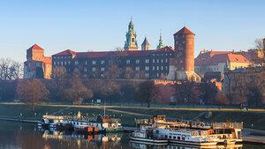 Cracovie, l'ancienne capitale royale polonaise
