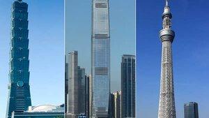 Les plus hautes plateformes panoramiques du monde