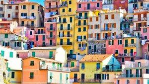 20 kleurrijke steden