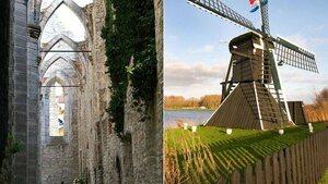 Les 15 plus chouettes petites villes d'Europe