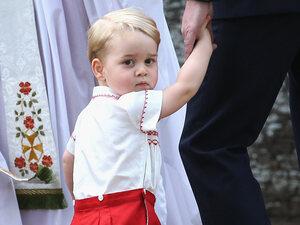 Bon anniversaire Prince George !