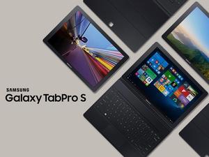 10 dingen die je moet weten over de Samsung Galaxy TabPro S