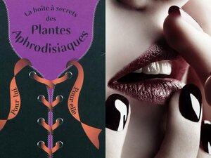 Philtres d'amour et recettes aphrodisiaques