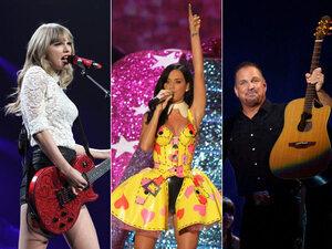 Les 10 artistes les mieux payés au monde