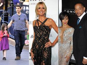 Heidi Klum est une businesswoman culottée et Tom Cruise délaisse totalement sa fille