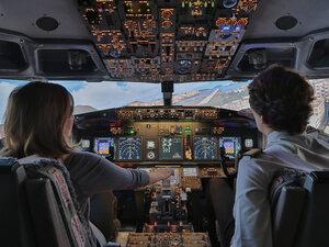 Gagnez une plongée en immersion dans le monde de l'aviation pour votre entreprise !