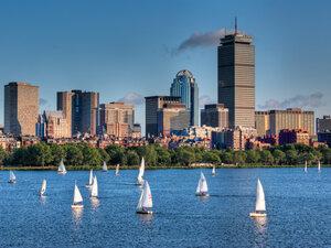 Gezelligheid troef in Boston!