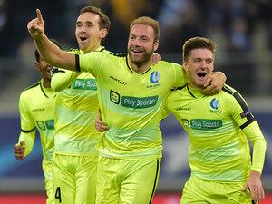 Il n'y a jamais autant de Belges au 2e tour de la Champions League !