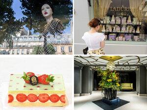 Le quartier Faubourg Saint-Honoré, summum de la mode et gastronomie