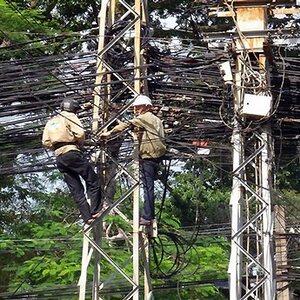Electricien metier dangereux