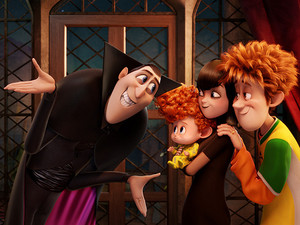 Win een scary party in de stijl van Hotel Transylvania 2, of drie gratis films op Proximus TV