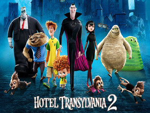 """Gagnez une Scary Party avec """"Hotel Transylvanie 2"""" ou 3 films gratuits sur Proximus TV !"""