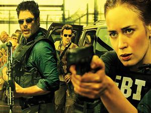 """Gagnez le DVD de """"Sicario"""", un thriller intense et captivant !"""