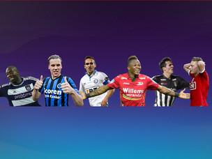 Regardez les matches de la Jupiler Pro League en direct sur Proximus11.be